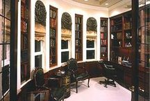 Interior ~  library