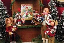 Byers' Choice Caroller's & Gang / by Dianne Maxwell