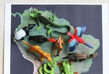 GEOGRAPHY TREASURES! / A collection of geography ideas/lessons for an elementary classroom.