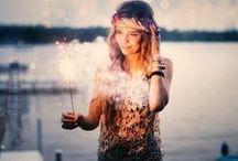 Sparklers & Fireworks.