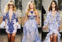 Italy luxury Expo/ Women fashion brands Pavilion Fashion Show / Italian luxury Women fashion brands