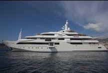 Italy luxury Expo/ Yachts Pavilion / Italian luxury yachts
