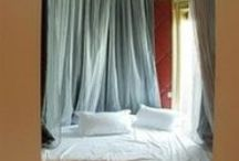BEDROOM IDEAS / Wish my bedroom was this cool... / by Susan Mae