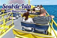 Isla Mujeres Tourist Guide #2 / Soul de Isla is all about providing useful and updated information about Isla Mujeres.  Check out our fun and colorful tourist guide!