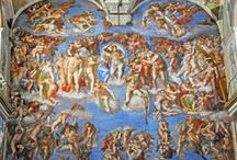 Italy Luxury Expo/ Renaissance Art Pavilion / From the 14th to the 17th century