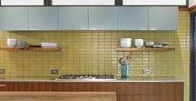 Fireclay Tile Colors: Yellows / Soak up the sun with our vivd yellow tile hues.