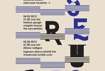 Graphic design / Du graphisme sous toutes ses formes et ses inspirations.