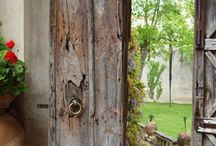 {SHEOLOGIE™} Doorways to Possibility / Crossing the threshold of what was to what shall be