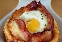 Menu Ideas / Breakfast Food