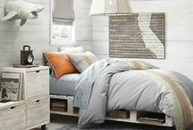 Fun Stuff for Boys / Here is an array of things for boys, like bedroom decorating ideas, games, art, activities, etc.