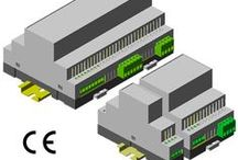 DIN Rail Modular Enclosures / Application #Modular #enclosure offers packaging to wide range of applications from Instrumentation, automotive industry to home/building automation. Typical applications are PLC, Multiple Relays, Multiple Timers, Transducers, Transmitters, Thermostat, Sensing and Monitoring Devices. #GaurangEnclosures