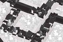 Urbanism / Various ideas of interpretation of urban development
