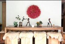 Interiors / Maria Cornejo's home