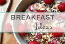 Breakfast Ideas & Recipes / Delicious, nourishing, and satisfying breakfast ideas that are mostly dairy, gluten, and refined sugar-free.