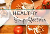 Hearty & Healthy Soup Recipes / Delicious and hearty soup recipes that are super healthy and mostly paleo.