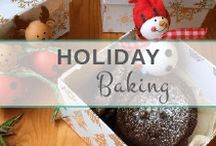 Holiday Baking Ideas & Recipes / Fun, easy, and delicious recipes for the holiday season.
