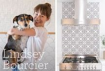 Meet the Dream Team: Lindsey Bourcier / Meet one of our online Design Consultants, Lindsey.  / by Fireclay Tile