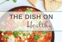 The Dish on Healthy | Recipes & Blog Posts / All the best recipes and meal ideas from The Dish on Healthy, a food blog dedicated to providing you with healthy and delicious recipes that are mostly gluten, refined sugar, and dairy-free.