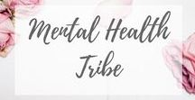 Mental Health Tribe / This is a group board for bloggers who write about mental health. Only mental health topics to be pinned in here. To contribute to the board please follow me and then message me through Pinterest. Thanks :) Feel free to invite other Mental Health Bloggers!!