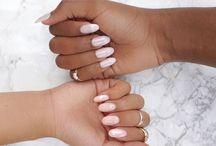 Nails / Nail tips and designs
