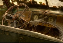 Rust, Dust and Patina / by Sahara S