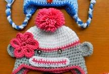 knitting & crocheting / by gwenn oakes