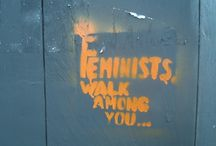 Feminism / The 'F' word
