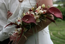 Wedding Venue in Hot Springs :: Beautiful Bouquets / Bouquets add another touch of color and customization to our lakeside weddings at our wedding venue in Hot Springs.