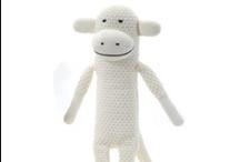 the white crochet board