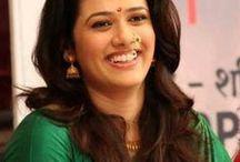 Girija Oak / All about marathi celebrity girija oak...