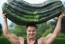 Légumes géants