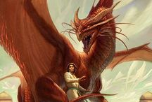 D&D!! / Anything D&D and high fantasy related. / by Zachary Davis