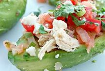 Healthy Lunch Recipes / Delicious and healthy lunch recipes the whole family will love. Made with healthy real food ingredients. No more boring sandwiches!