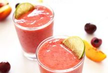 Healthy Smoothie & Drink Recipes / Delicious and healthy smoothie and drink recipes the whole family will love. Made with healthy real food ingredients.