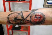 tatoo bike