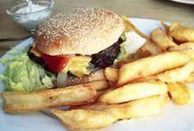 Burgertour / Die besten Burger der Stadt