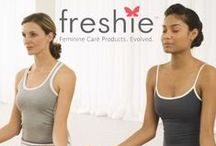 """freshie Fit Tips / Consumer education on living a healthy lifestyle and making the """"freshie"""" choice. #freshieliving"""