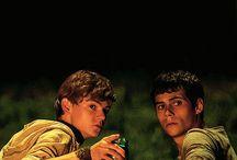 Newt + Thomas