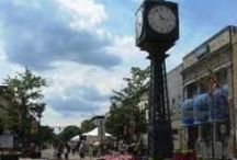 Our Town, Our Love - Northville, MI / All around Northville, Michigan.  Those businesses, partners and things that make Northville great!!!
