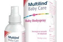 Onze producten / De producten van Multilind Baby Care