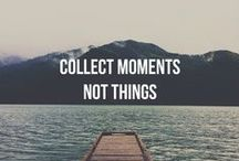 Spellbound Moments / Inspiration comes in all forms: in words, in images, in connections, in moments. Be Spellbound every day.
