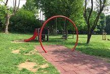 Turare - Parco Giochi / Nuovo parco giochi in Turate - Lombardia