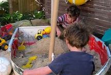 How to build a sandpit / A sandpit in the garden is a lot of fun for children and parents alike. You can choose a ready-to-use solution or you can do the job yourself. Then you can make it in the size that best fits your garden.