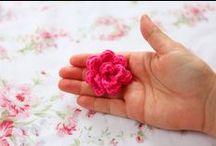 Crochet Applique & Granny Squares