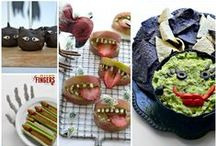 Healthy Halloween Recipes / Halloween doesn't just have to be about candy, you can enjoy Halloween fun with healthy recipes and even healthy desserts and treats!