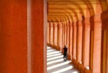 Bologna and its porticos