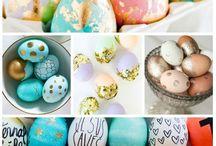 Je prépare Pâques