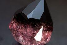 Pierres et cristaux