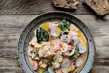 FOOD   Ceviche