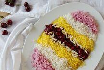 FOOD | Reisgerichte | Rice Dish / Köstliche persische und orientalische Reisgerichte